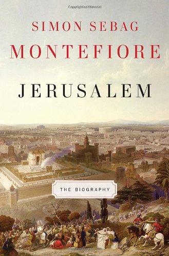 9780307266514: Jerusalem: The Biography