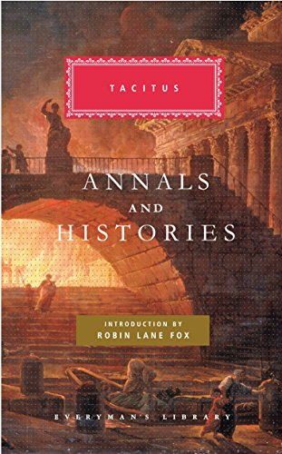 9780307267504: Annals and Histories (Everyman's Library)