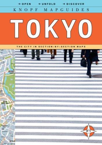 Knopf MapGuide: Tokyo (Knopf Mapguides): Knopf Guides