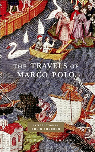 The Travels of Marco Polo (Everyman's Library (Cloth)): Polo, Marco