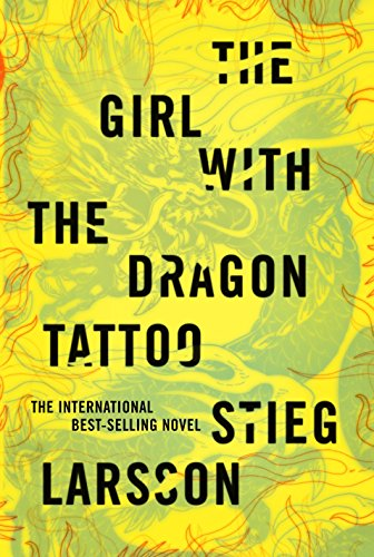 THE GIRL WITH THE DRAGON TATTOO: Larsson, Stieg.