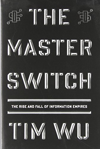 9780307269935: Master Switch (Borzoi Books)