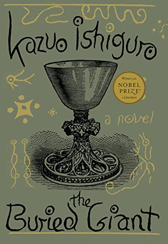 The Buried Giant (Signed First Edition): Kazuo Ishiguro