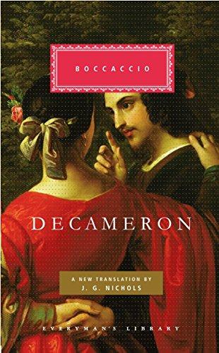9780307271716: Decameron (Everyman's Library)