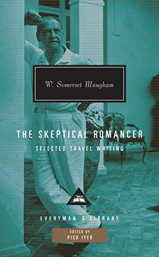 9780307272126: The Skeptical Romancer: Selected Travel Writing (Everyman's Library (Cloth))