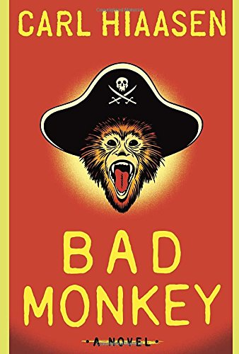 Bad Monkey, ADVANCED READERS COPY