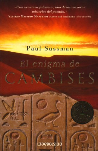 9780307273680: El Enigma De Cambises/The Lost Army of Cambyses