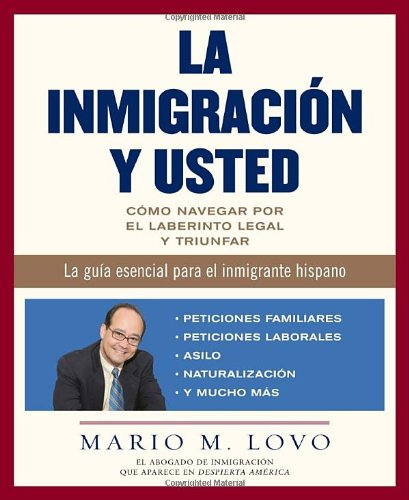 9780307274861: La inmigracion y usted/ Immigration and You