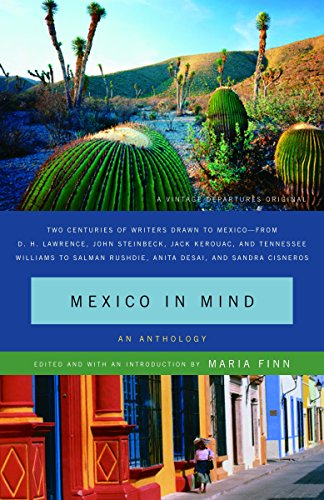 Mexico in Mind: An Anthology (Paperback): Maria Finn Dominguez
