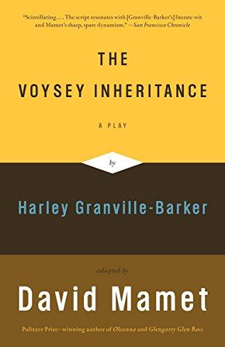 9780307275196: The Voysey Inheritance: A Play