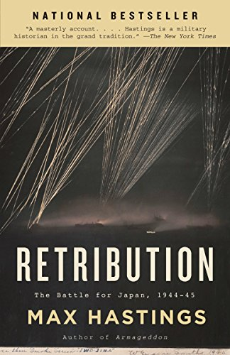 9780307275363: Retribution: The Battle for Japan, 1944-45