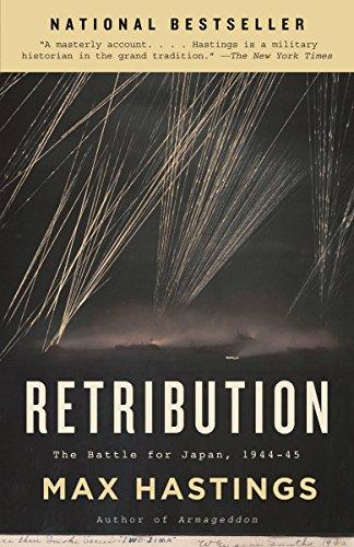 9780307275363: Retribution: The Battle for Japan, 1944-45 (Vintage)