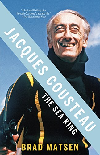 9780307275424: Jacques Cousteau: The Sea King