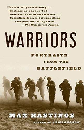 9780307275684: Warriors: Portraits from the Battlefield (Vintage)
