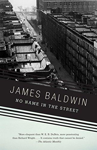 No Name in the Street: Baldwin, James