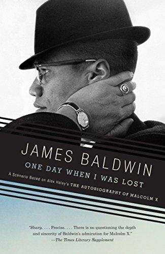9780307275943: One Day, When I Was Lost: A Scenario Based on Alex Haley's the Autobiography of Malcolm X (Vintage International)
