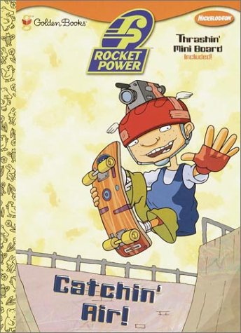 Catching Air (Color Plus): Golden Books