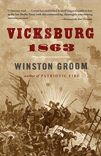 9780307276773: Vicksburg, 1863 (Vintage Civil War Library)