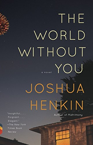 9780307277183: The World Without You: A Novel (Vintage Contemporaries)