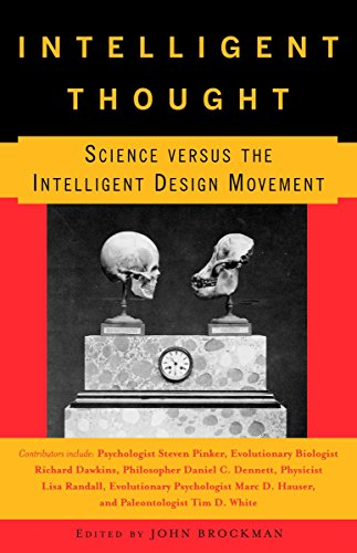 INTELLIGENT THOUGHT : SCIENTISTS ON THE