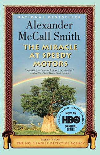 9780307277466: The Miracle at Speedy Motors (No. 1 Ladies' Detective Agency Series)