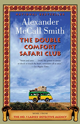 9780307277480: The Double Comfort Safari Club (No. 1 Ladies' Detective Agency Series)