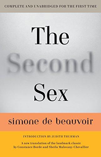 The Second Sex (Paperback): Simone de Beauvoir