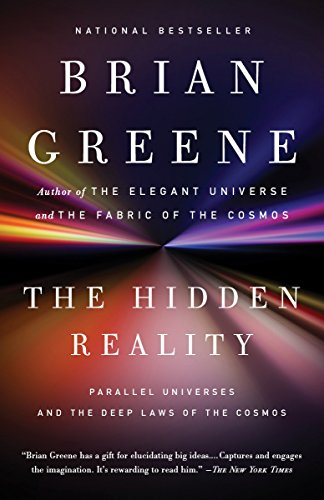 9780307278128: The Hidden Reality: Parallel Universes and the Deep Laws of the Cosmos