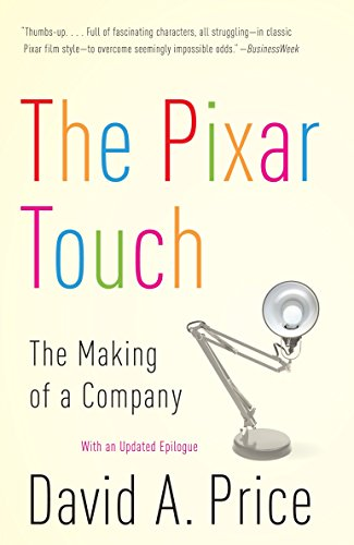 9780307278296: The Pixar Touch: The Making of a Company (Vintage)