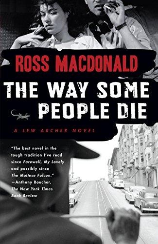 9780307278982: The Way Some People Die (Vintage Crime/Black Lizard)