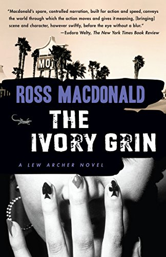 9780307278999: The Ivory Grin (Lew Archer Series)