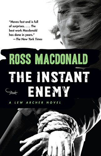 9780307279057: The Instant Enemy (Vintage Crime/Black Lizard)