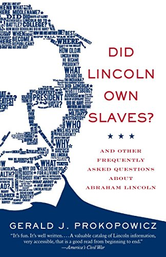 9780307279293: Did Lincoln Own Slaves?: And Other Frequently Asked Questions about Abraham Lincoln (Vintage Civil War Library)