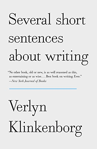 9780307279415: Several Short Sentences about Writing