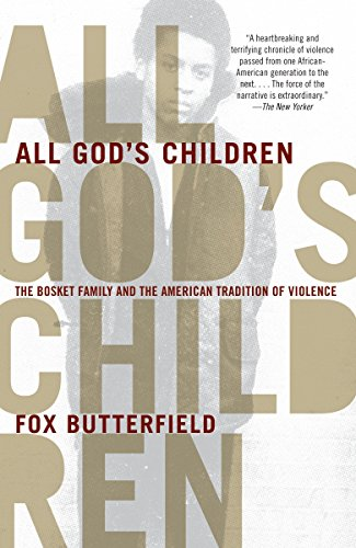 9780307280336: All God's Children: The Bosket Family and the American Tradition of Violence