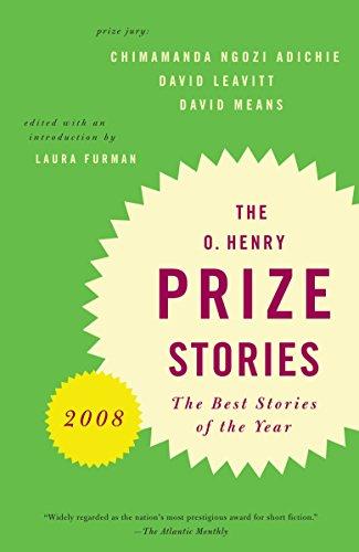 9780307280343: O. Henry Prize Stories 2008 (Pen / O. Henry Prize Stories)
