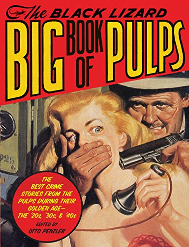 9780307280480: The Black Lizard Big Book of Pulps