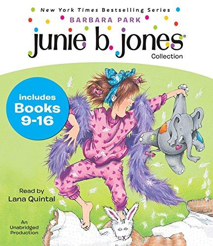 9780307282583: Junie B. Jones Audio Collection, Books 9-16
