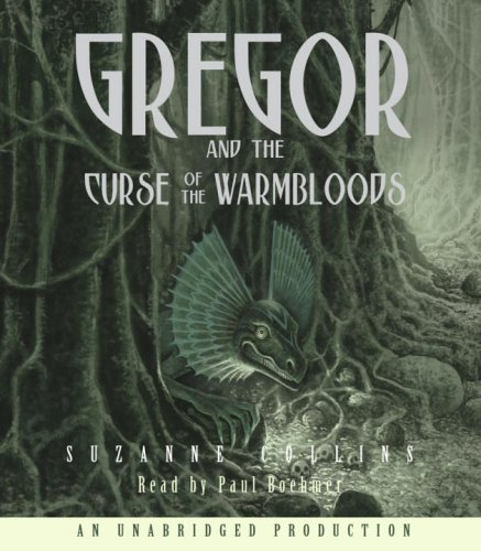 9780307282675: The Underland Chronicles Book Three: Gregor and the Curse of the Warmbloods