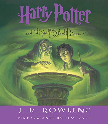 9780307283658: Harry Potter and the Half-Blood Prince (Book 6)