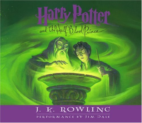 9780307283672: Harry Potter and the Half-Blood Prince (Book 6)