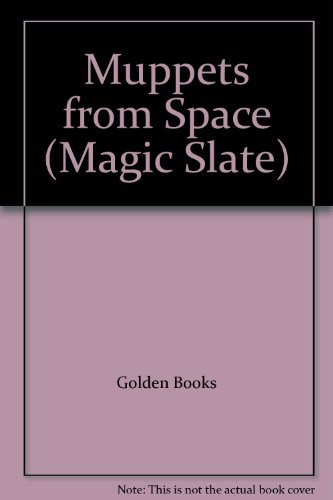 9780307287120: Muppets from Space (Magic Slate)