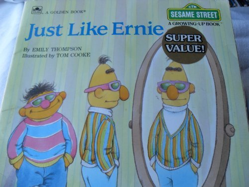 9780307290083: Just like Ernie (Growing-up book)
