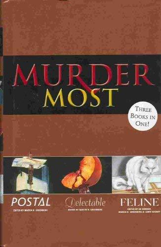 9780307290212: Murder Most Postal/Delectable/Feline