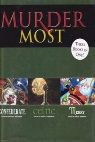 9780307290229: Murder Most (Three Books in One: Confederate, Celtic, Merry)