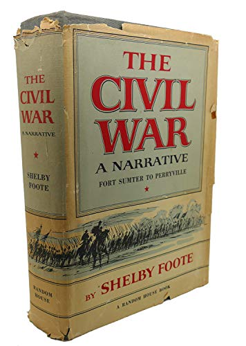 9780307290236: The Civil War Vol 1: Fort Sumter to Kernstown: First Blood - The Thing Gets Underway Edition: Reprint