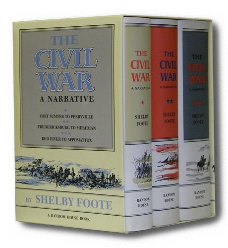 9780307290380: The Civil War a Narrative 3 Vols in Slipcase