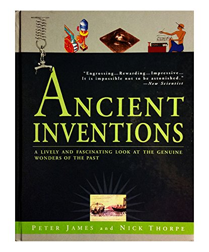 9780307290618: Ancient Inventions