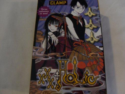 9780307291127: xxxHOLiC Volumes I-III - Clamp, Omnibus Edition