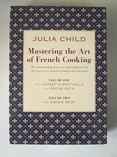 9780307291141: Mastering the Art of French Cooking Box Set (2 Volume Set)